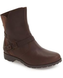 De La Vina Leather Waterproof Boots