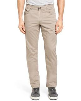 Prestige Stretch Cotton Pants