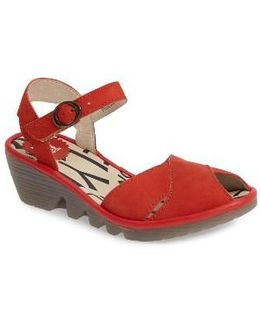 Pero Wedge Sandal