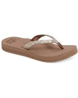 Star Cushion Flip Flop
