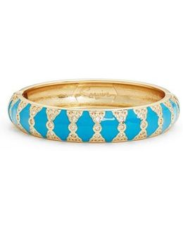 Moorish Embellished Bangle