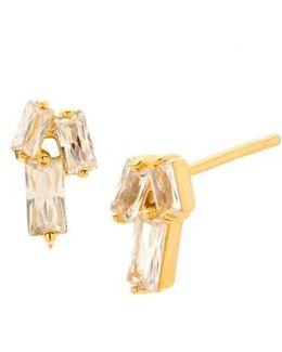 Amara Cubic Zirconia Stud Earrings