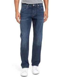 Byron Slim Straight Leg Jean