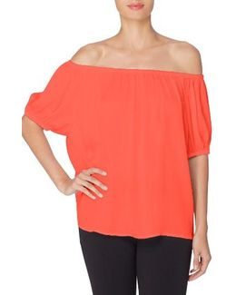 Lisbet Off The Shoulder Blouse
