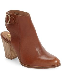 Caravan Open Back Bootie