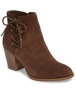 Yesha Lace-up Bootie