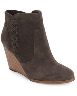 Charee Wedge Bootie