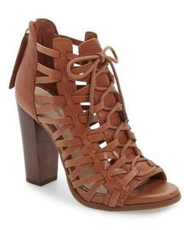 Riana Lace-up Bootie