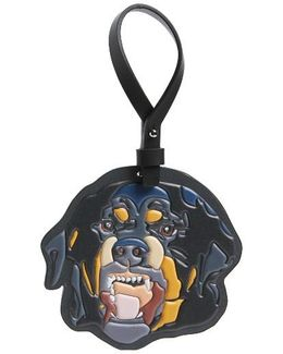 Rottweiler Key Ring - None