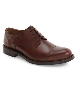 Tabor Cap Toe Derby
