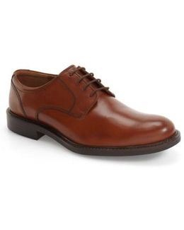 Tabor Plain Toe Derby