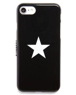 White Star Iphone 7 Case