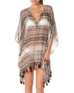 Shoreline Cover-up Tunic