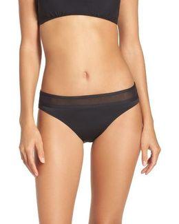 Mesh Bikini Bottoms