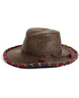 Frida Packable Squishee Fedora