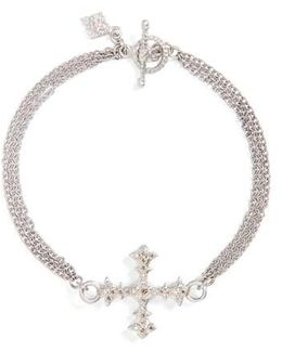 Old World Multistrand Diamond Bracelet