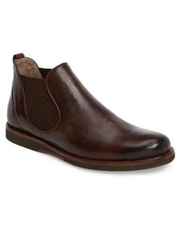 John Varvatos Brooklyn Grandfather Chelsea Boot