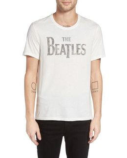 The Beatles Graphic Logo T-shirt