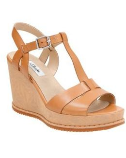 Clarks Adesha River Wedge Sandal