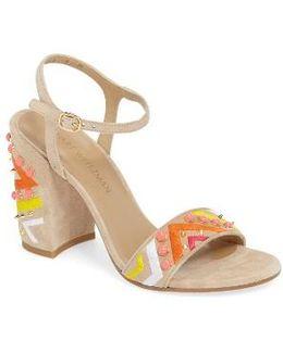 Both Embellished Sandal