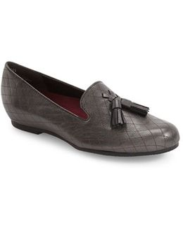 Tallie Tassel Loafer