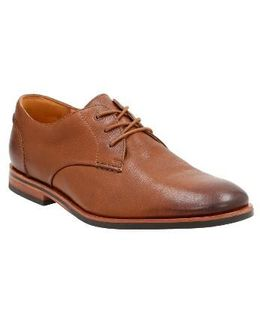 Clarks Broyd Walk Plain Toe Derby