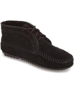 Chukka Moccasin Boot