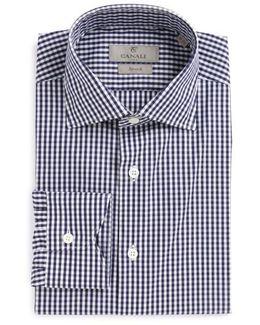 Regular Fit Check Dress Shirt