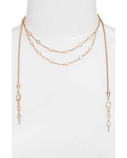 Emelina Wrap Necklace