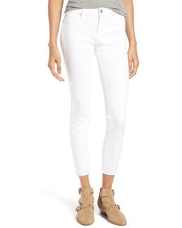 Carly Skinny Crop Jeans