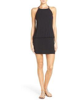 Blouson Cover-up Dress
