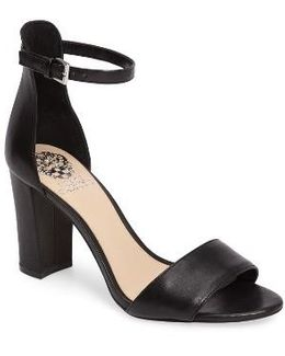 Corlina Leather Sandal