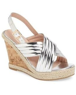 Malin Espadrille Wedge Sandal