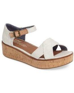 Harper Platform Sandal