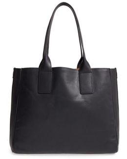 Ilana Leather Tote