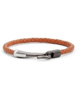 Banat Leather Bracelet