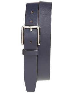 Washington Leather Belt