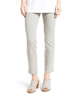 Millie Pull-on Stretch Ankle Jeans