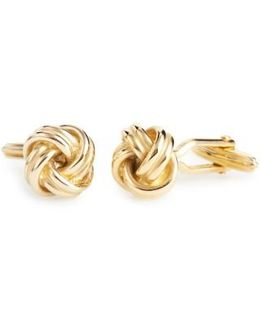 Knotted Cuff Links