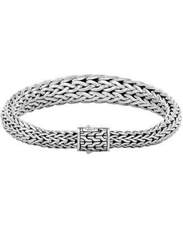Classic Chain Tapered Bracelet