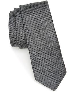 Dot Silk Tie
