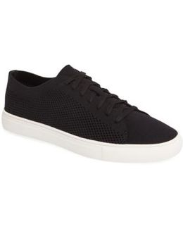 On The Road Woven Sneaker
