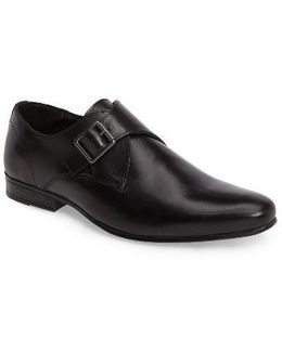 Book Shop Monk Strap Shoe