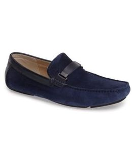 Herd The Word Driving Loafer