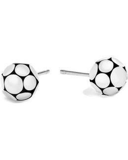 Dot Small Stud Earrings