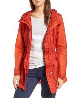 Teri Translucent Rain Jacket