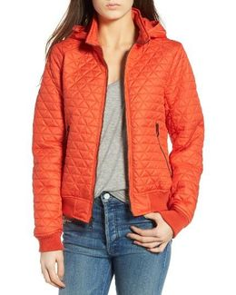 Oakley Oversized Quilted Jacket