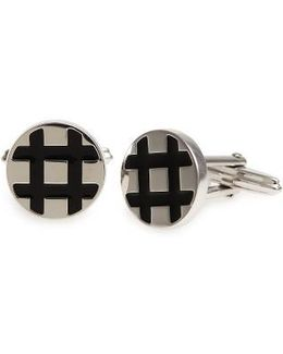 Hashtag Cuff Links