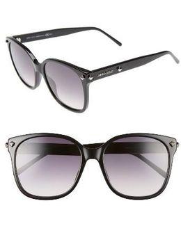Demas 56mm Sunglasses