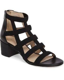 Unkar Block Heel Sandal